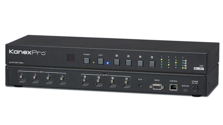 4K HDMI Matrix Switcher
