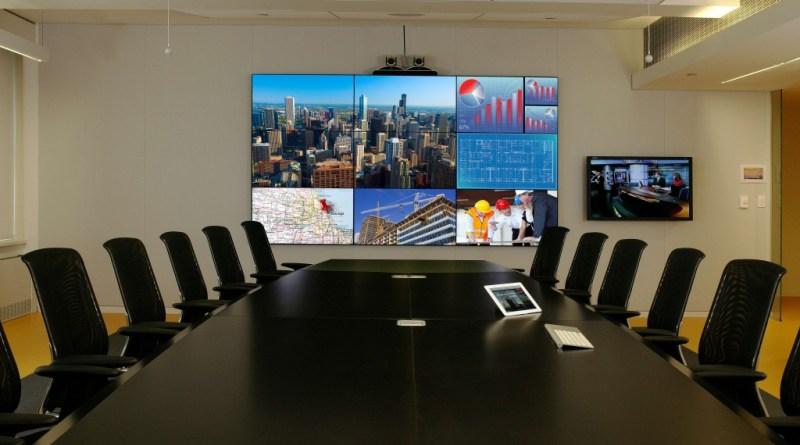 Toplantı Salonu Görüntü Sistemleri