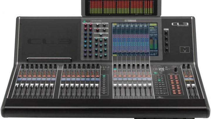 Yamaha CL3 Digital Mikser