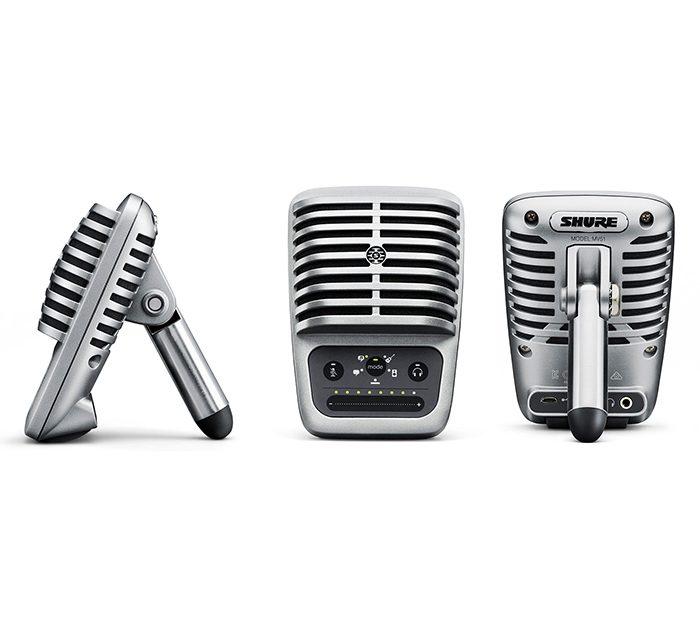 Shure Mikrofon Özellikleri