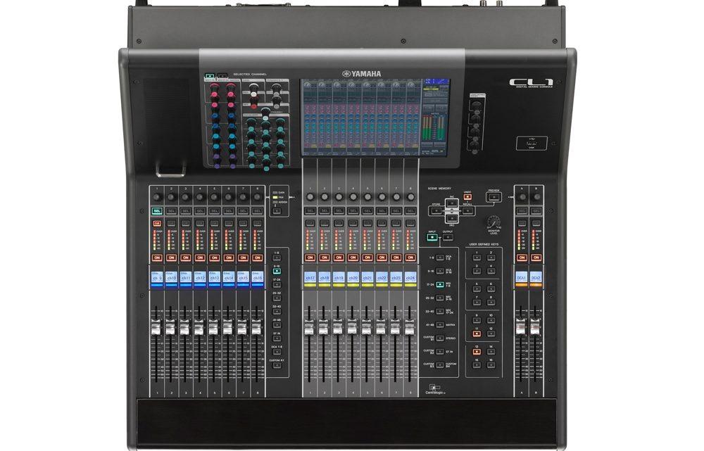 Yamaha CL1 Digital Mikser