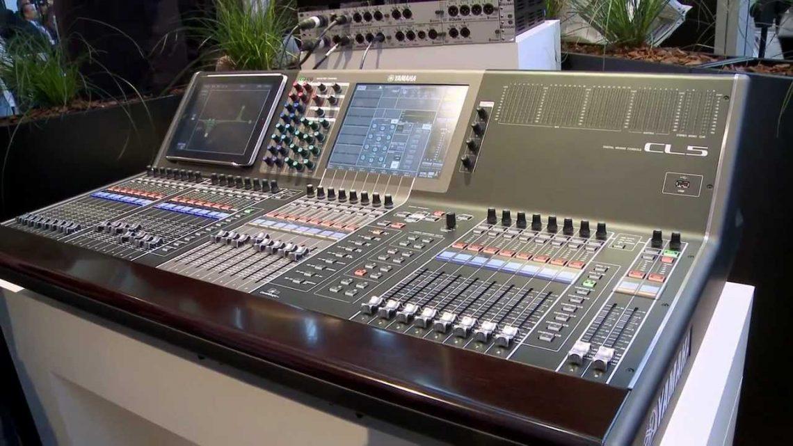 Yamaha Mikser Özellikleri