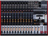 Ssp Am-Ufx16P Amfili Power Mikser 2×850 Watt 16 Kanal