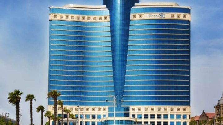 Hilton Plaza Azerbaycan/Bakü (Crestron Otomasyon)